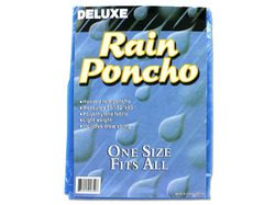Hooded Rain Poncho ( Case of 24 )