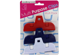 Medium Multi-Purpose Clip Set ( Case of 12 )