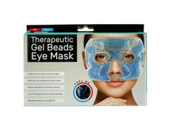 Therapeutic Gel Beads Eye Mask ( Case of 18 )