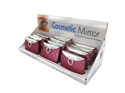 Purse Design Cosmetic Mirror Display ( Case of 24 )
