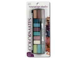 Colormates Classic I Mineral Eye Shadow Palette ( Case of 72 )