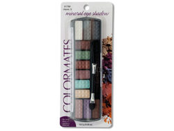 Colormates Classic II Mineral Eye Shadow Palette ( Case of 24 )
