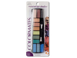 Colormates Classic III Mineral Eye Shadow Palette ( Case of 72 )