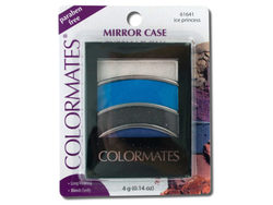 Colormates Ice Princess Mirror Case Eye Shadow ( Case of 28 )
