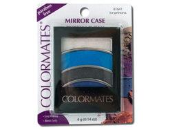 Colormates Ice Princess Mirror Case Eye Shadow ( Case of 56 )
