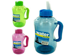 57 oz Water Bottle with Flip Straw ( Case of 8 )