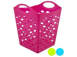 Flexible Square Storage Basket ( Case of 48 )