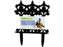 Decorative Garden Fence ( Case of 24 )