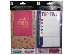 Assorted Journal Card & Sticker Set ( Case of 72 )