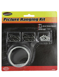 Picture Hanging Kit ( Case of 72 )