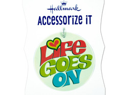 'Life Goes On' Gift Trim Tag ( Case of 96 )