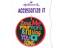 'Lend Me Your Ear' Gift Trim Tag ( Case of 48 )