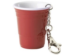 Red Cup Living Keychain ( Case of 72 )