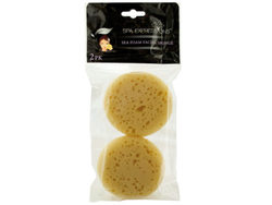 Spa Expressions Sea Foam Facial Sponge Set ( Case of 40 )