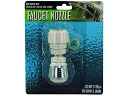Dual Jointed Faucet Nozzle ( Case of 12 )