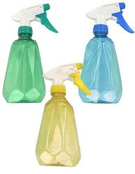 15 oz Diamond-Shaped Plastic Spray Bottle ( Case of 24 )