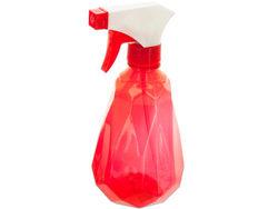 16 oz Diamond Shape Plastic Spray Bottle ( Case of 48 )