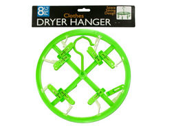 8-Clip Clothing Dryer Hanger ( Case of 48 )