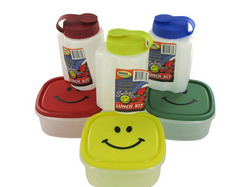 Smiley Face Lunch Kit ( Case of 72 )
