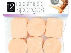 Cosmetic Sponges Set ( Case of 36 )