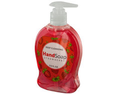 Strawberry Deep Cleansing Hand Soap ( Case of 18 )