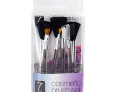 Cosmetic Brush Set in Standing Organizer ( Case of 24 )