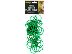 Twisty Plant Rings ( Case of 24 )