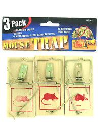Mouse Traps Set ( Case of 24 )