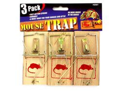 Mouse Traps Set ( Case of 96 )