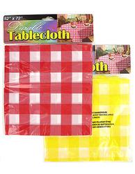 Checkered Picnic Tablecloth ( Case of 72 )