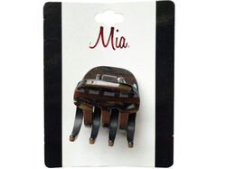 brown jaw hair clip ( Case of 72 )