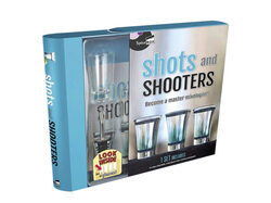 Shots And Shooters Mixology Kit ( Case of 4 )
