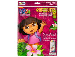 Dora the Explorer Pop-Outz Hang Ups Activity Set ( Case of 20 )