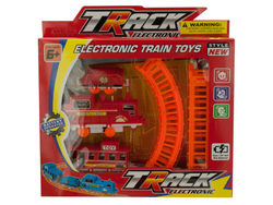 Battery Powered Train Set with Track ( Case of 4 )