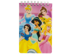 Disney Princess Mini Notebook ( Case of 72 )