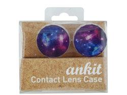 Galaxy Print Contact Lens Case ( Case of 24 )