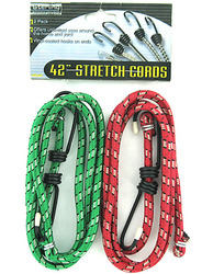 Elastic Stretch Cord Set ( Case of 72 )