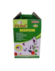 Megaphone with Built-In Siren ( Case of 1 )