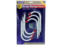 Garage Storage Hooks ( Case of 16 )
