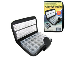7 Day Pill Wallet ( Case of 24 )