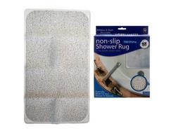 Fast Drying Non-Slip Shower Rug ( Case of 1 )