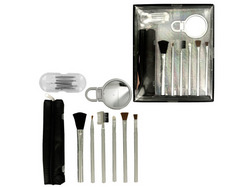 Cosmetic Brush Set ( Case of 12 )