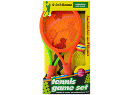2 in 1 Badminton and Tennis Game Set ( Case of 12 )