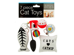 Cat Toys Set ( Case of 4 )