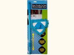 Bathroom Microfiber Mop with Telescopic Handle ( Case of 4 )