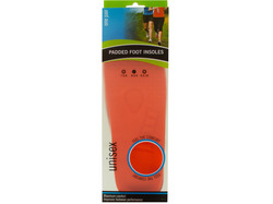 Unisex Padded Foot Insoles ( Case of 36 )