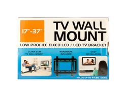 Small Low Profile TV Wall Mount ( Case of 3 )