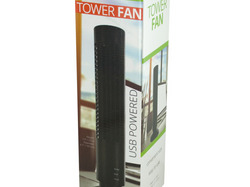 USB Powered Tower Fan ( Case of 4 )
