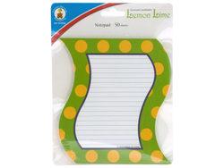 Lemon Lime Notepad ( Case of 24 )