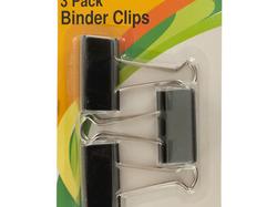 Large Binder Clips ( Case of 72 )